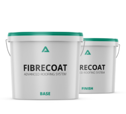 Fibrecoat advanced fibreglass roofing system