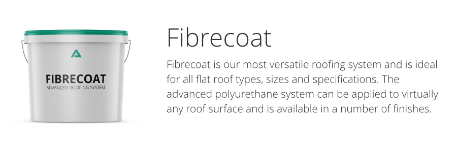 Advanced fibreglass roofing system